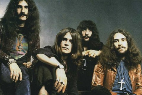 """Гурт Black Sabbath отримає довічну нагороду Grammy """"за досягнення"""""""