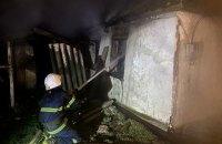 У Миколаївській області на пожежах загинули жінка та чоловік