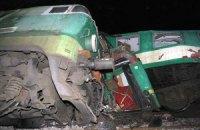 У Польщі зіткнулися два поїзди