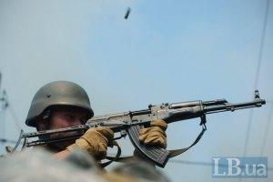 За сутки на Донбассе погибших среди украинских военных нет