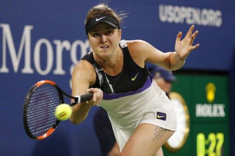 Світоліна знялася з турніру WTA в Гуанчжоу через травму