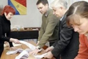 Молдова выгоняет украинских наблюдателей за выборами