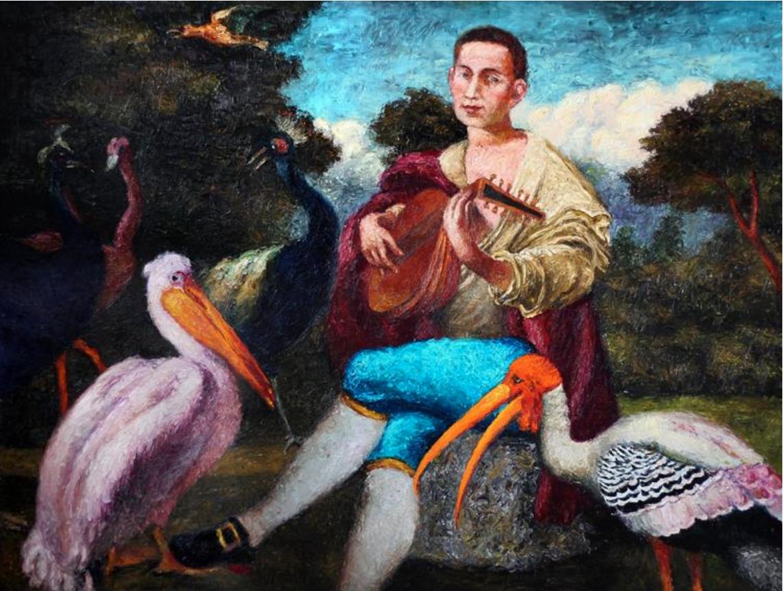 Олександр Ройтбурд, Skovoroda