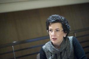 Саакашвили держится при власти на антироссийской истерии, - Бурджанадзе