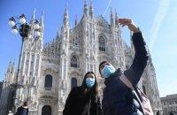 В Італії кількість хворих на коронавірус перевищила 2700 осіб