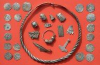13-річний хлопчик і його вчитель знайшли скарб Гарольда I Синьозубого