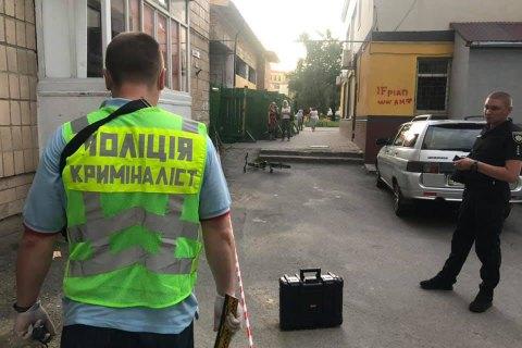 В Ивано-Франковске произошла стрельба, ранен мужчина