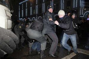 Среди задержанных активистов в Москве не нашли украинцев