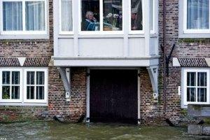 Франция страдает от наводнений