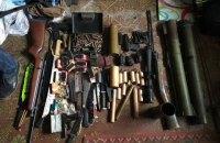 В Одессе поймали торговца оружием из зоны АТО