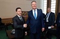 Зеленський і президент Румунії Йоханніс домовилися про взаємні візити