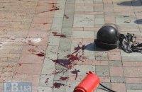 Нацгвардейцы будут принимать присягу на месте теракта у Рады