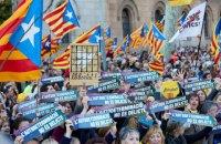 МЗС рекомендує українцям утриматися від поїздок у Барселону через масові протести