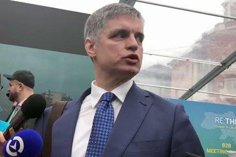 Пристайко спростував можливість зустрічі Зеленського з Путіним у Казахстані