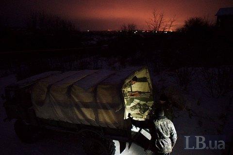 Оккупанты семь раз нарушили режим прекращения огня на Донбассе