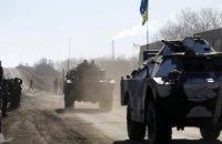 Штаб АТО: вывод военных из Дебальцево продолжается