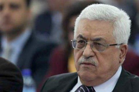 Палестинський лідер подасть у суд на Британію за створення Ізраїлю