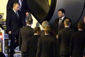 Кілька австралійських чиновників не простягнули руки Путіну перед G20