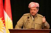 Иран предоставил иракским курдам оружие для борьбы с исламистами