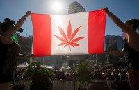 Сенат Канади легалізував марихуану (оновлено)