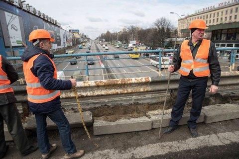АМКУ визнав змову на тендері з реконструкції Шулявського моста в Києві