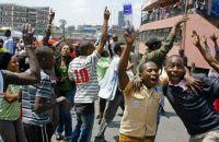 Заворушення на виборах у Кенії: є загиблі