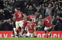 """""""Юнайтед"""" уперше з часів Фергюсона виграв обидва дербі Манчестера в одному сезоні Англійської прем'єр-ліги"""