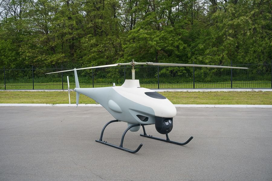 Безпілотний ударний вертоліт RZ-500
