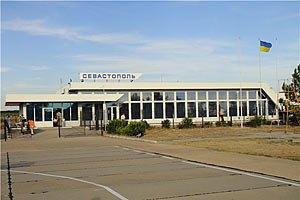"""На крыше крымского аэропорта """"Бельбек"""" находятся снайперы, - очевидцы"""