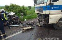 """У ДТП в Тернопільській області загинули четверо співробітників """"Укренерго"""""""