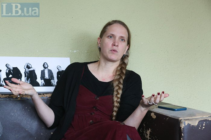 Ірина Горбань