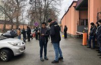 Полиция устроила паспортный контроль возле мечети в Киеве и выявила 12 незаконных мигрантов (обновлено)