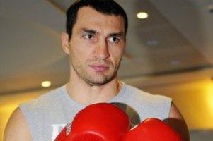 Владимир Кличко начал подготовку к бою с Мормеком