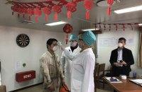 Число жертв коронавірусу в Китаї сягнуло 1113, за добу загинули 97 осіб