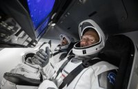 Астронавти Crew Dragon зайшли на борт МКС