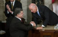 Порошенко и Байден обсудили ситуацию на Донбассе и саммит G20