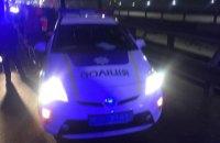 У Києві п'яний заступник голови РДА на BMW травмував патрульну, яка оформляла ДТП