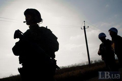 Від початку дня на Донбасі сталося 11 обстрілів, поранено військового
