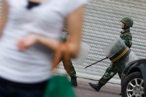 В Китае в результате вооруженного столкновения погиб 21 человек