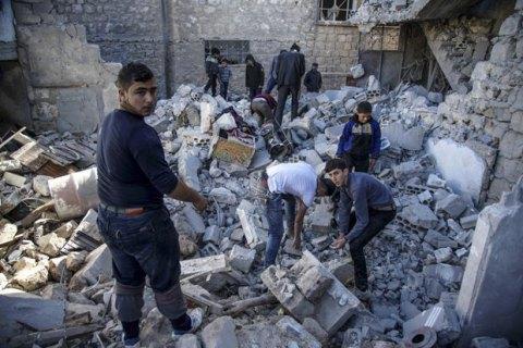 Эксперты ООН подтвердили причастность ВВС РФ к военным преступлениям в Сирии