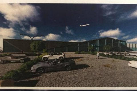 На проєктування аеропорту в Мукачеві держава виділить 30 млн грн