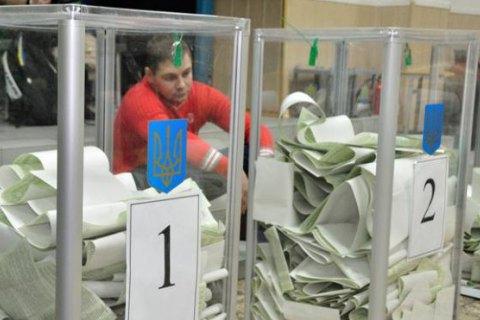 Рада ухвалила закон про місцеві вибори