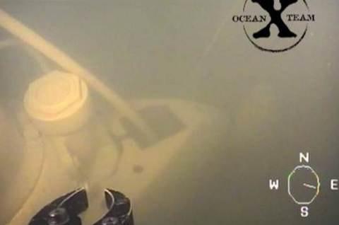 Біля берегів Швеції знайшли затонулий російський підводний човен