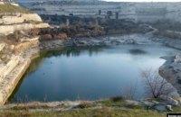 В Инкерманском карьере в Крыму закончилась вода