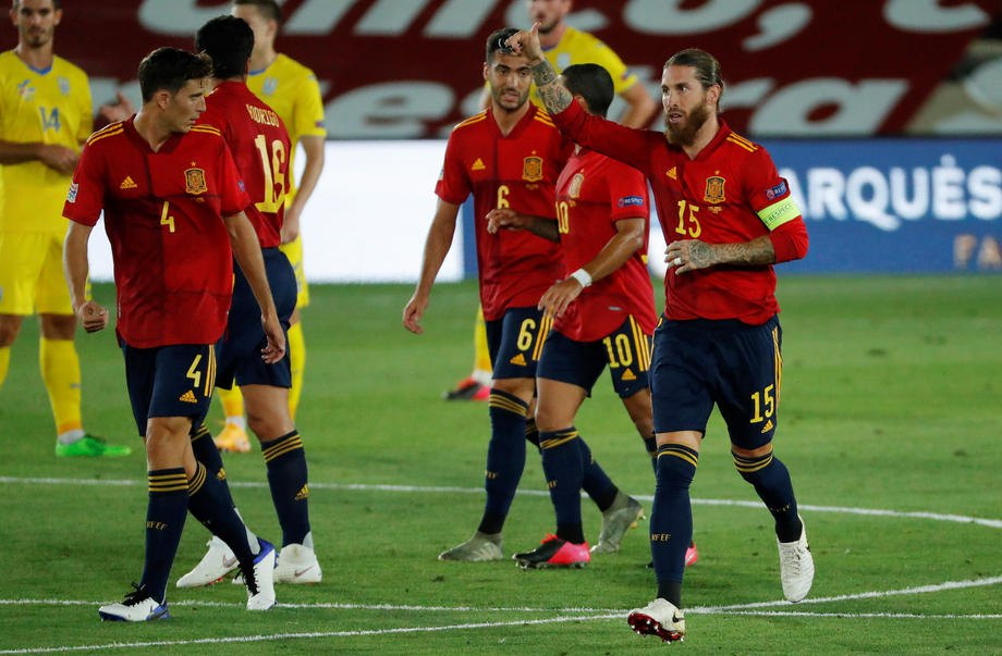 Збірна Іспанії