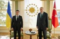 Зеленський запросив Туреччину приєднатися до Кримської платформи