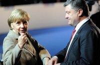 Меркель зацікавлена у збереженні миру в Європі