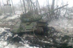 Частини 40-го батальйону та 128-ї бригади вирвалися з оточення (Оновлено)