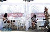 У Києві під вибори активно шукають адекватних охоронців