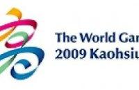 Украина поднялась на третью позицию в медальном зачете Всемирных играх 2009